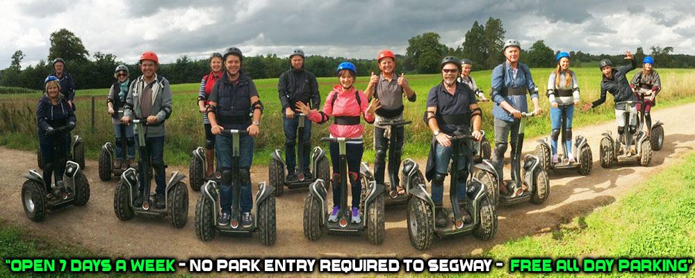 Segway Exeter